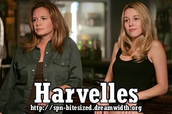 Harvelles at spn_bitesized