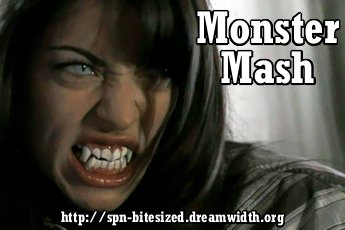Monster Mash at spn_bitesized