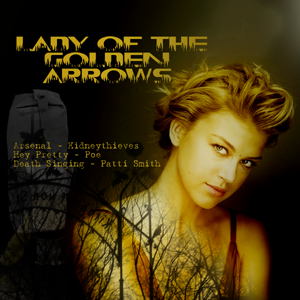 Lady of the Golden Arrows cover by gigglingkat